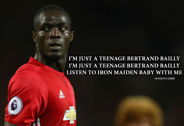 Teenage Bailly