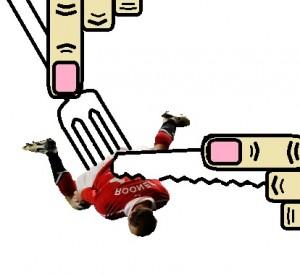 What's eating Wayne Rooney?